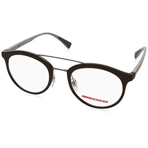 9dfef5277c Prada Linea Rossa 0PS 01HV, Monturas de Gafas para Hombre El servicio  durable