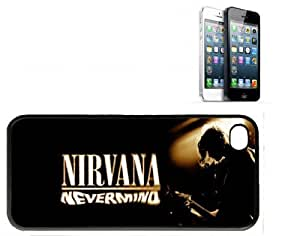 chen-shop design iPhone 5 Hard Case With Printed High Gloss Insert Nirvana high quality
