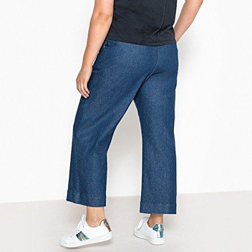 Vita Larghi Castaluna Jeans Grezzo Donna Alta RPaOwAq