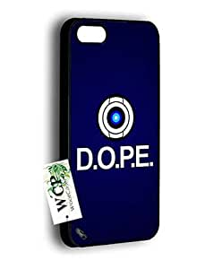 Creative Iphone 5S Funda Case, [Retail Packaging] Dope Hard Plastic Phone Accessories for Iphone 5 - [Scratch Resistant]