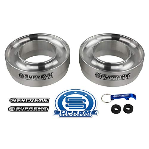 Supreme Suspensions - Front Leveling Kit for 1999-2007 Chevrolet Silverado/GMC Sierra 1500 3