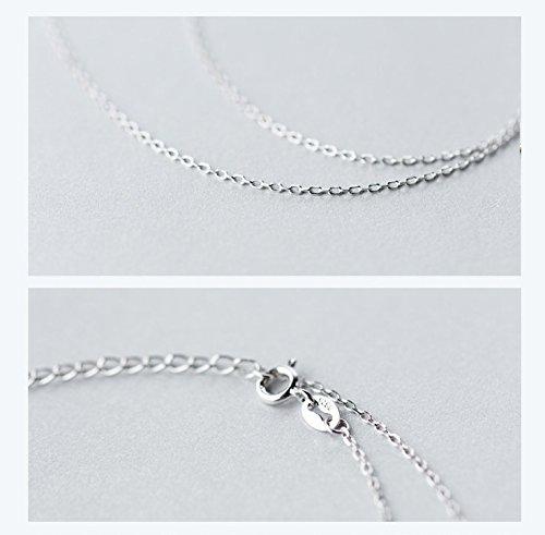 Helen de Lete Lovely Rhinestone Whale Sterling Silver Collar Necklace