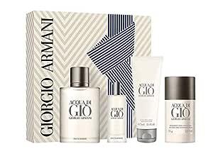 Acqua Di Gio For Men By Giorgio Armani Gift Set