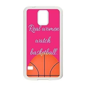Basketball DIY Cell Phone Case for SamSung Galaxy S5 I9600 LMc-92023 at LaiMc