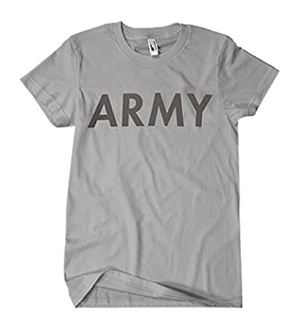 Fox Outdoor Products Physical Training Imprinted Army (Logo Back) T-Shirt, 3X-Large