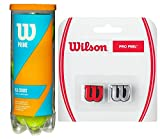 All Court Tennis Ball & Tennis Vibration Dampener
