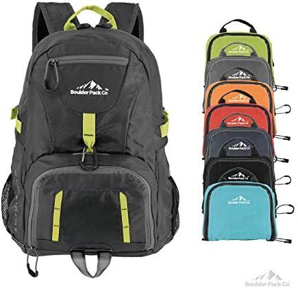 Boulder Pack Lightweight Foldable Backpack product image