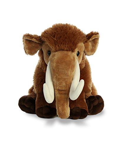 Aurora World Woolly Mammoth Destination Nation, Brown, Mediu