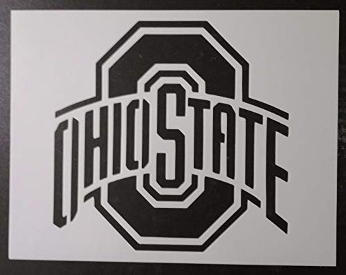 Custom Stencil Ohio State Buckeyes 11