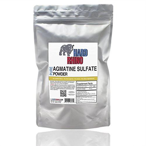 Poudre de pur Agmatine Sulfate de vrac. (125G)