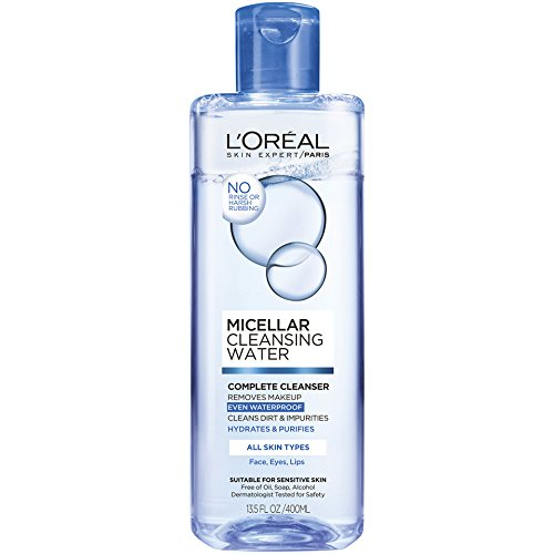 LOreal Paris Micellar Cleansing Waterproof