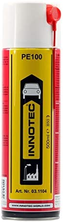 Innotec Pe100 Kunststoffpflege Silikonspray 500 Ml Spraydose Auto