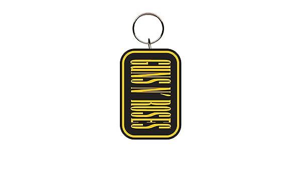 GB Eye LTD, Guns N Roses, Logo, Llavero: Amazon.es: Hogar