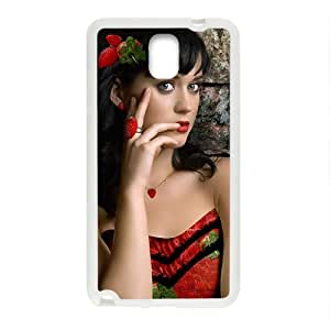 Happy Elegant Red Women Fashion Comstom Plastic case cover For Samsung Galaxy Note3