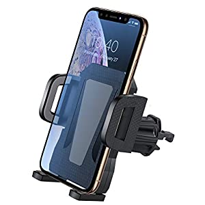 Air Vent Phone Holder for Car,Miracase Universal Vehicle Cell Phone Mount Cradle with Adjustable Clip Compatible with 11…