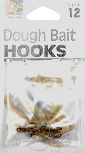 Danielson Hooks Dough Bait Fishing Equipment