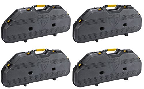 (Plano 108115 AW Bow Case Black (Pack of 4))