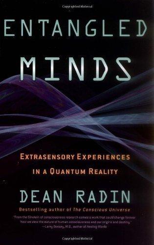 entangled minds dean radin - 2