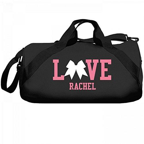 Cheerleader Love Rachel Bag: Liberty Barrel Duffel Bag