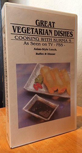 - Cooking with Kurma Vol. 5 - Asian Style Lunch, Buffet, and Dinner (Great Vegetarian Dishes)