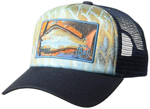 united states exquisite style best price BUFF Unisex Trucker Cap Deyoung Redfish Marsh, One Size