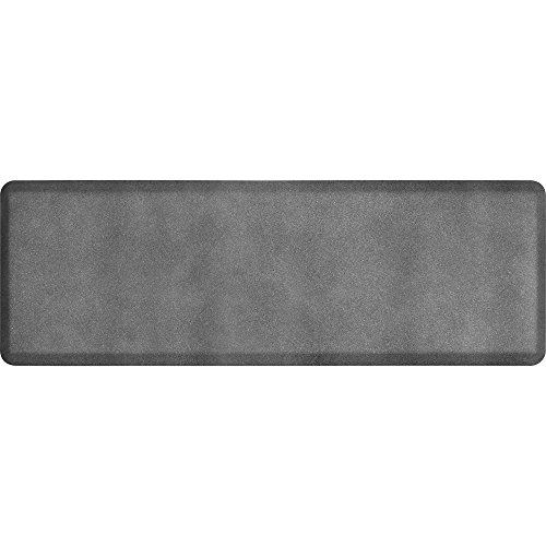 WellnessMats Anti Fatigue Granite Motif Kitchen