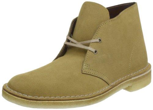 Clarks Desert Boot 20353840, Stivaletti uomo Marrone (Braun (Caramel))