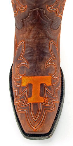 Gameday Men's Tennessee NCAA Boots Brown Volunteers UxvHpw