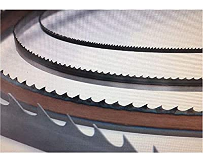 Timber Wolf Band Saw Blades, 3/4 Inch Wide, Great Resaw Bandsaw Blade - W 3/4 | L 99 3/4 | TPI 2/3 | TS VPC
