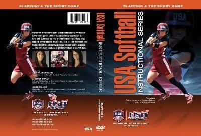 ASA USA Softball DVD: Slapping & The Short Game - Equipment - Softball - Training - Videos & Books