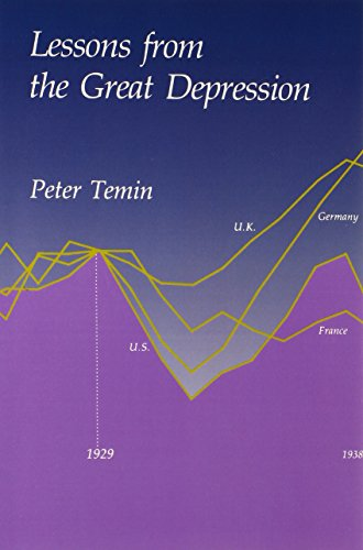 Lessons from the Great Depression (Lionel Robbins Lectures)
