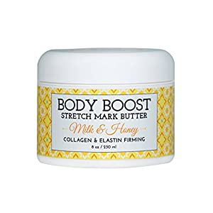 BODY BOOST STRETCH MARK BUTTER: