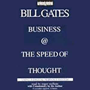 Business @ the Speed of Thought Audiobook