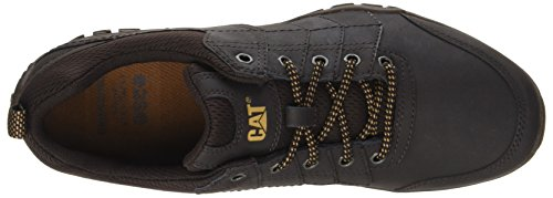 Uomo Caterpillar Mens Mens Coffee Coffee Marrone Sneaker Instruct Eqq67