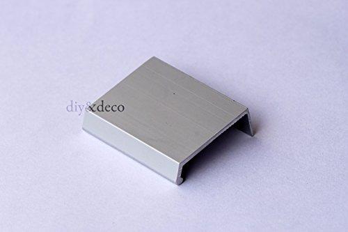 DIY&DECO Pack-of-3 Cabinet Furniture Finger Edge