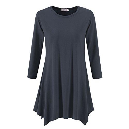 40s shirt dress - 7