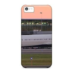 Iphone 5c Case Bumper Tpu Skin Cover For Delta Md-83 Accessories