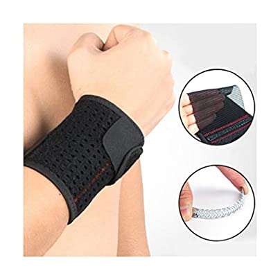Elastic Sport Bandage Wristband Weight Lifting Fitness Wrist Support Straps Wraps Weat Band Fitness Powerlifting Estimated Price £8.29 -