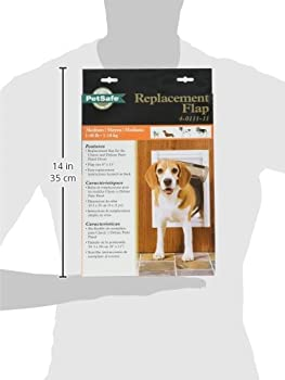 Petsafe Classic Replacement Flap, Medium, 700-415 3