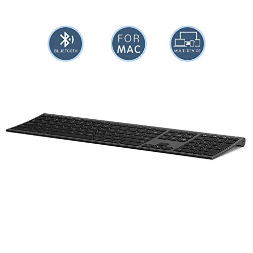 Multi-Device Keyboard for Mac