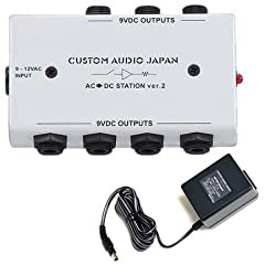 Custom Audio Japan AC/DC STATION