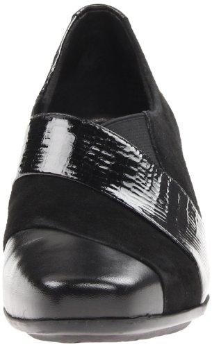 Aravon Mujeres Elizabeth Slip-on Pump Black Multi