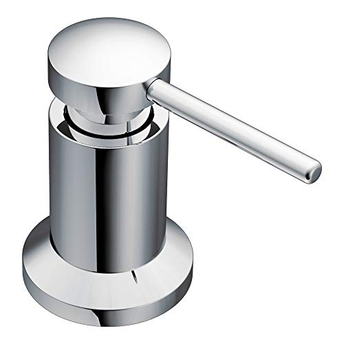 Moen 3942 Kitchen Soap and Lotion Dispenser, Chrome (Best Of Don Moen Mix)