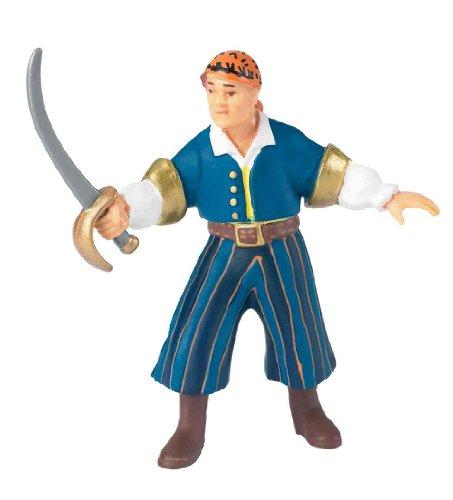 Pirate with Turban and Earring (Pirate Turban)