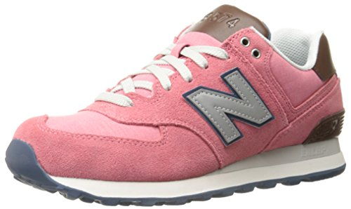 New Balance Women WL574 Beach Cruiser Pack Classic Running Shoe Mineral Pink