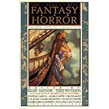 The Year's Best Fantasy and Horror: Fourth Annual Collection