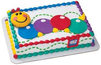 Baby Einstein Cake - DecoPac Baby Einstein Caterpillar Cake Topper