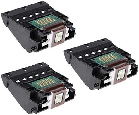 B Baosity 3x Cabezal de Impresión para Impresora para Canon ...