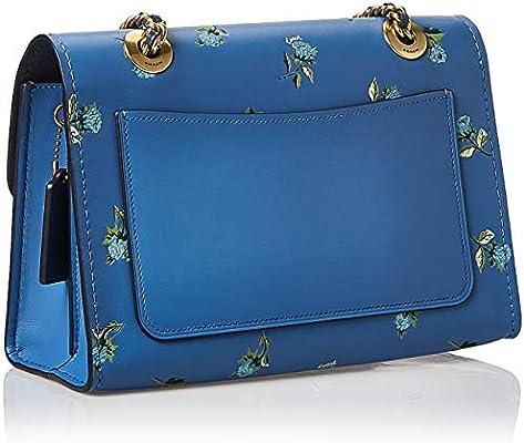 4822fab2 Coach Womens Shoulder Bag, Slate Multicolour - 54939: Amazon.com
