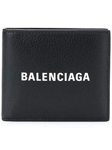 Portafoglio 485108dlqhn1060 Uomo Balenciaga in nera pelle fWECF